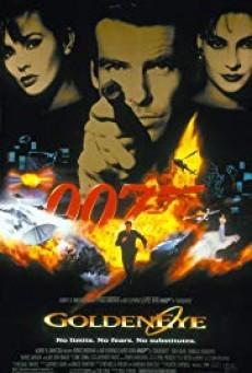 James Bond 007 ภาค 17 GoldenEye พยัคฆ์ร้าย 007 รหัสลับทลายโลก (1995)