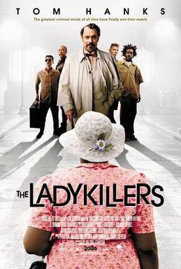 The Ladykillers (2004) แผนปล้นมั่ว มุดเหนือเมฆ