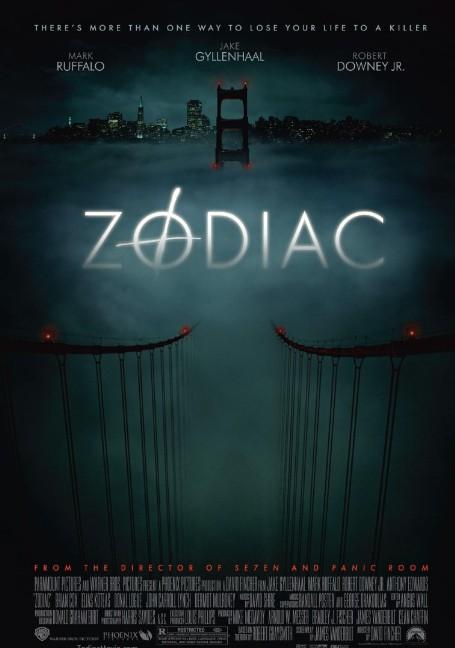 Zodiac (2007) ตามล่า รหัสฆ่า ฆาตกรอำมหิต