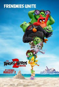 The Angry Birds Movie 2 แอ็งกรี เบิร์ดส เดอะ มูวี่ 2