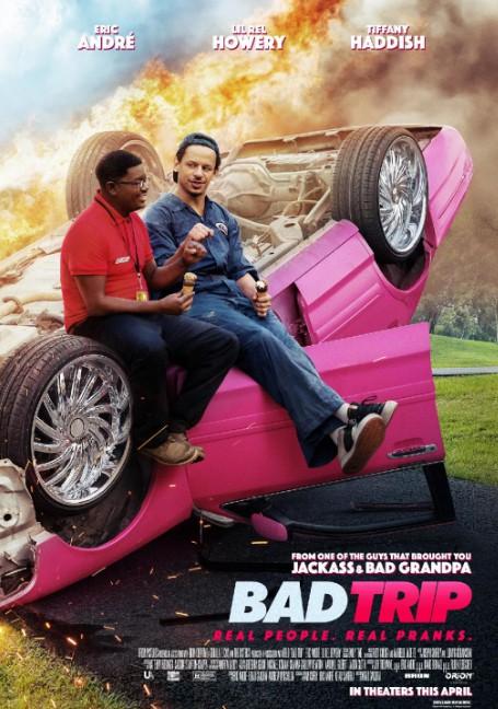Bad Trip (2020) ทริปป่วนคู่อำ