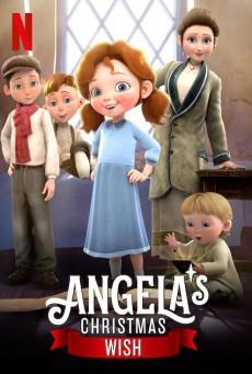 Angelas Christmas Wish (2020) อธิษฐานคริสต์มาสของแอนเจลา