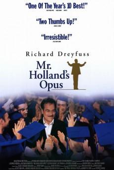Mr. Hollands Opus (1995) มิสเตอร์ฮอลแลนด์ ครูเทวดา