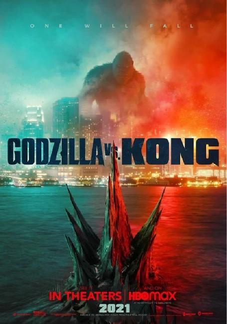 Godzilla vs Kong (2021)