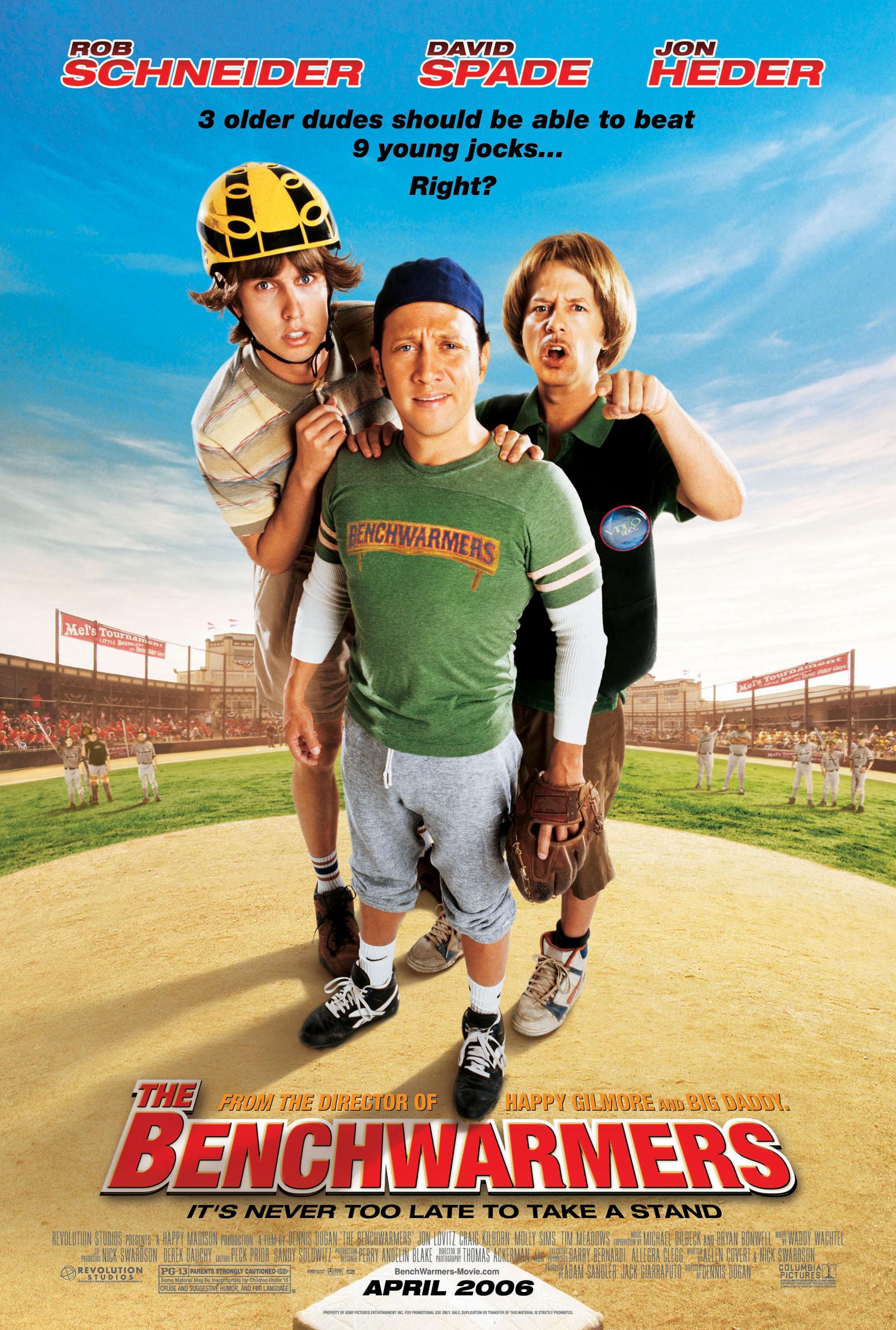 The Benchwarmers (2006) สามห่วยรวมกันเฮง