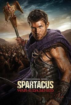 Spartacus Season 3