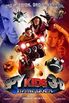 Spy Kids 3-D: Game Over พยัคฆ์ไฮเทค 3 มิติ (2003)