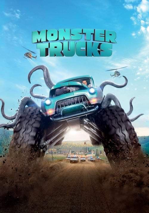 Monster Trucks (2016) บิ๊กฟุตตะลุยเต็มสปีด